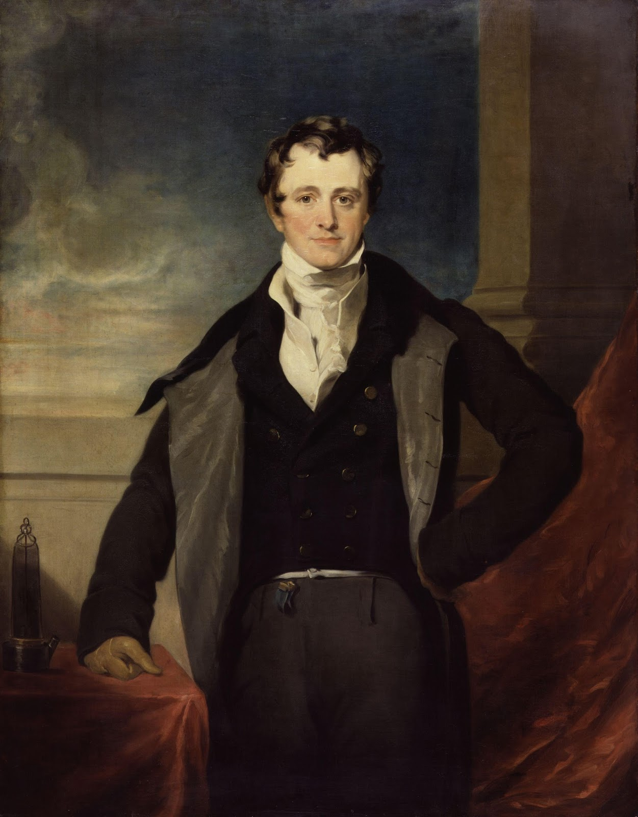 a biography of humphry davy a scientist Less time is spent on exploring the human side of science in this project you will take some personal biography: the story of the scientist sir humphry davy.