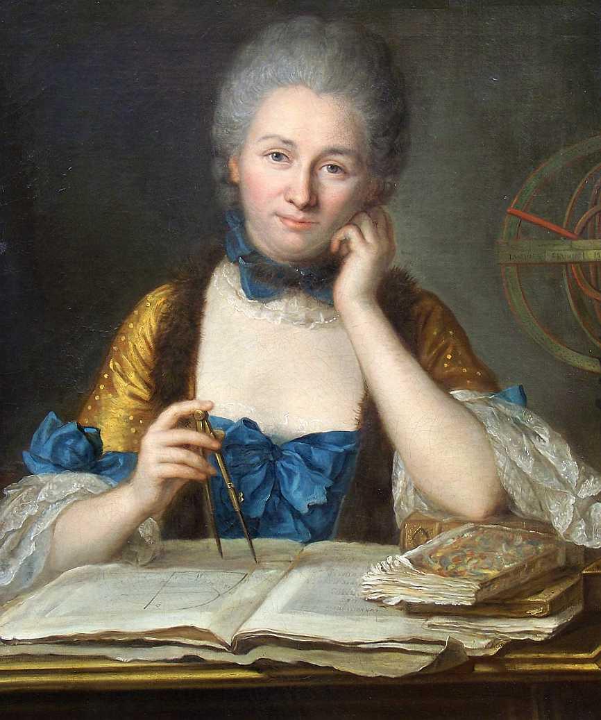a biography of emilie du chatelet a mathematician and physicist In her biography of émilie du revised 1741 french edition of émilie du châtelet's institutions de physique is qc19d85 p emilie du chatelet:.