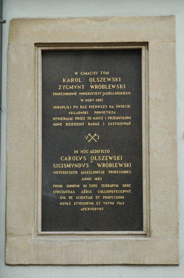 ОЛЬШЕВСКИЙ Кароль (Olszewski Karol Stanislaw)