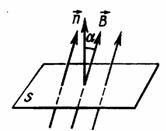 Магнитный поток (поток линий магнитной индукции)